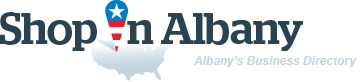 ShopInAlbany. Business directory of Albany - logo